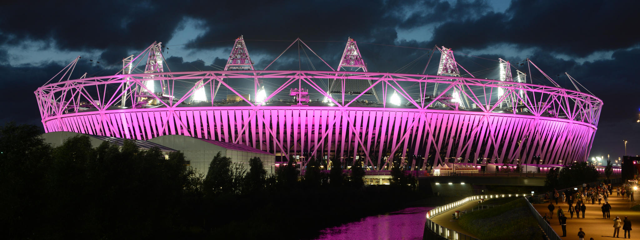 London Olymic Stadium