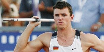 Speerwerfer Alexander Vieweg hat wieder klare sportliche Ziele vor Augen