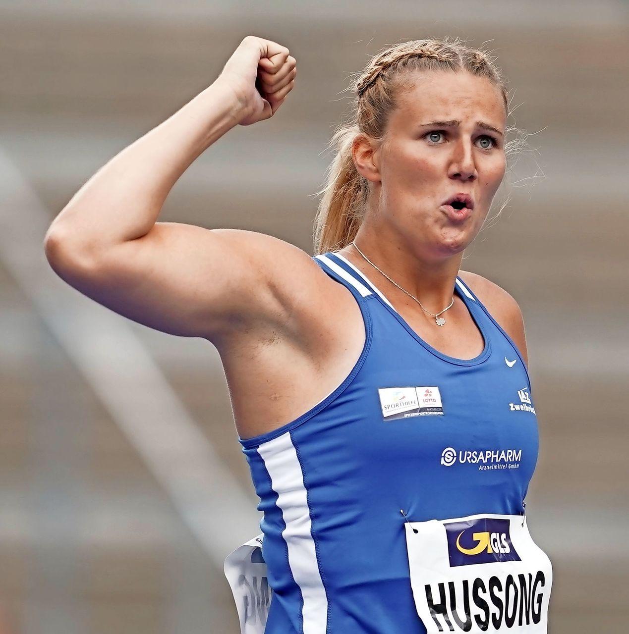 Hussong Christin